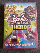 Barbie - Video Game Hero NEW SEALED DVD