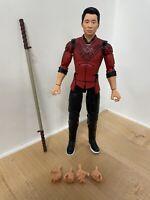 Marvel Legends Shang Chi Figure loose Shang-Chi NEW Mr. Hyde BAF series