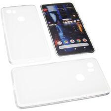 Funda para Google píxeles XL2 protectora de móvil TPU GOMA TRANSPARENTE