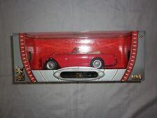 1958 Aston Martin DB2 - 4 Mark 111 scale 1.18 Roar Signature red