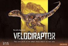 DINO DREAM 1/15 Velociraptor Raptor in the kitchen