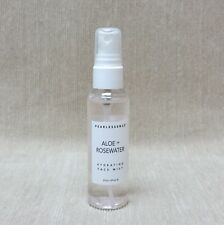 Pearlessence Aloe + Rosewater Hydrating Face mist 2 oz