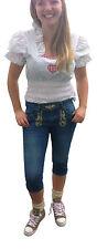 Mehrfarbige Damen-Blusen Kurzarm Damenblusen, - tops & -shirts
