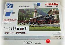 """Märklin 29074 Set Digital para principiante """"Tren mercancías época III"""" con MS"""