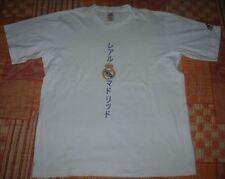 Real Madrid T-Shirt Adidas Originale centenario 1902/2002 tg XL Perfette condiz