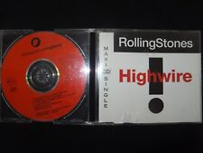 CD SINGLE THE ROLLING STONES / HIGHWIRE /