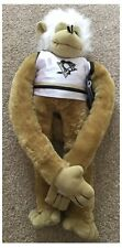 "Pittsburgh Penguins NHL Stadium Series Jersey 27"" Hanging Toy Monkey"