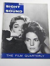 Sight and Sound Magazine:The Innocents, Misfits;New Wave Cinema- Summer 1961