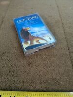 Vintage Cassette Tape The Lion King Original Motion Picture Soundtrack 1994