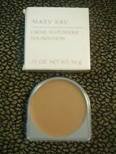 MARY KAY CREAM-TO-POWDER FOUNDATION~BEIGE 3.0~3106~WHT BOX~NEW~FREE S/H