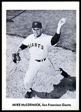 MIKE McCORMICK~SAN FRANCISCO GIANTS~RARE 1960 JAY PUBLISHING PACK-FRESH BW PHOTO