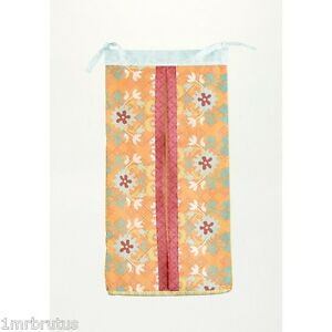 Truly Scrumptious Boho Harmony Diaper Stacker Girl's Nursery Decor Storage Bag