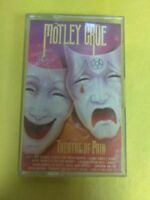 MOTLEY CRUE Theatre of Pain 604184E Cassette Tape