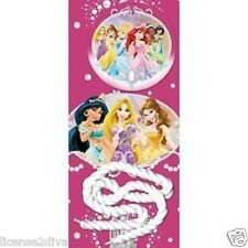DISNEY PRINCESS SUPERSIZE GIANT PLASTIC GIFT BAG HALLMARK TM NEW FREE USA SHIP