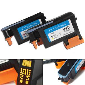 2x Druckkopf kompatibel zu HP 940 C4901A & C4900A Office Jet Pro 8000 8500