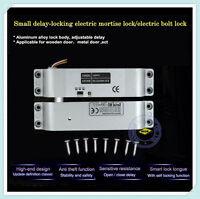 Small DC12V Fail Safe Electric Drop Bolt Lock for Door Access Control