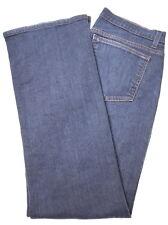 DKNY Womens Jeans W32 L30 Blue Cotton Bootcut