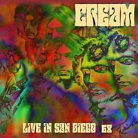 2812951 791975 Audio Cd Cream - Live In San Diego 68