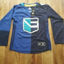 "2016 NHL Adidas Europe ""World Cup Of Hockey"" Premier Team Jersey Collection Wome"