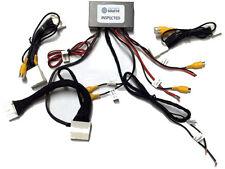 Toyota Multi Camera Video Interface for Display Radios