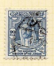 Jordan 1952 Early Issue Fine Used 20f. 166205