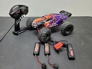 NEW Traxxas 1/16 E-Revo revo VXL Mini Monster Truck RTR