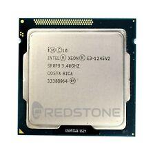 Intel Xeon E3-1245V2 SR0P9 3.4Ghz Quad Core LGA1155 CPU Processor Grade A