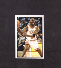 1992/93 Panini Stickers MICHAEL JORDAN Sticker Chicago Bulls SP Italian Mint #12