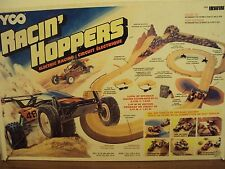 TYCO HO Racin' Hoppers Brand New Never Used Open Only For Inspection Set #6228