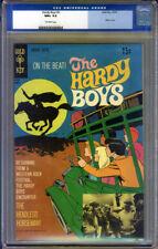 Hardy Boys #3 CGC 9.6 NM+ Universal CGC #0112087009