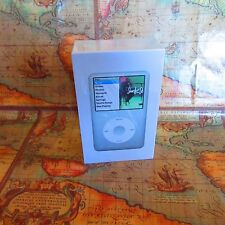 ~COLLECTOR'S~RARE~Apple iPod classic 7th Generation 120 GB Silver~SEALED~