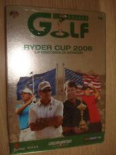 DVD N°13 IL GRANDE GOLF RYDER CUP 2008 EL RESCATE AZINGER