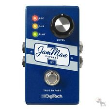 DigiTech JamMan Express XT Stereo Looper Pedal JamSync Silent Clear