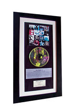 U2 Achtung Baby+One CLASSIC CD Album GALLERY QUALITY FRAMED+EXPRESS GLOBAL SHIP