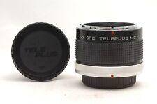 @ Ship in 24 Hours! @ Kenko 2X CFE Teleplus MC7 Canon FD Lens Teleconverter