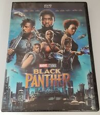 BLACK PANTHER DVD (2018) BRAND NEW SEALED FREE POSTAGE BARGAIN PRICE