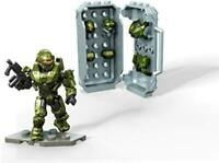 Mega Construx Halo Metallic Green Power Pack