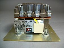 Cutler Hammer 9565H99 Armature Relay 25AMP 3PST - USED