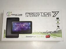 Visual Land Prestige 7 8GB Android 4.1 ME-7Q-8GB-BLK Tablet