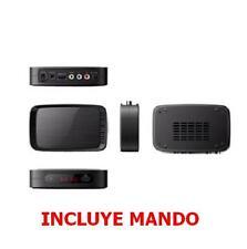 RECEPTOR SINTONIZADOR TDT  SALIDA HD 1080P USB GRABADOR FUNCION TIME REC