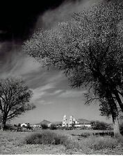 1947 Original Photo Mission San Xavier del Bac on Indian Reservation in Arizona