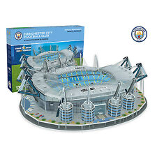Paul Lamond Games - Manchester City Etihad Estadio 3d Puzzle en caja