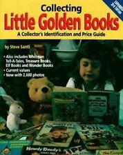 Collecting Little Golden Books Identification & Price Guide Steve Santi 1998