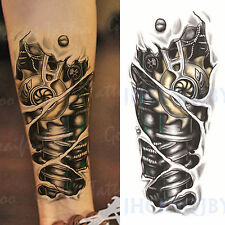Manipulator Totem Men's Temporary Tattoo Waterproof Body Arm Leg Art Stickers