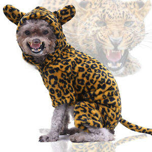 Pet Costume Jumpsuit Hoodie Dog Outfit Puppy Fancy Dress for Chihuahua Schnauzer