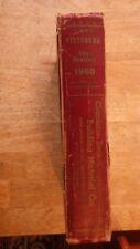 1960 PITTSBURG KS KANSAS DIRECTORY city PHONE BOOK POLKS OLD GENEALOGY ancestry