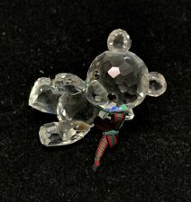 Swarovski Crystal Small Teddy Bear Figurine