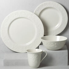 Lenox Opal Innocence Carved by Kate Spade 4 Piece Place Setting