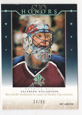 03-04 SP Authentic Patrick Roy /99 Honors LIMITED Avalanche 2003