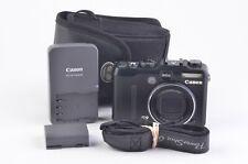 EXC++ CANON POWERSHOT G9 12.1MP DIGITAL CAMERA, BATT+CHARGER+CASE+MANUAL